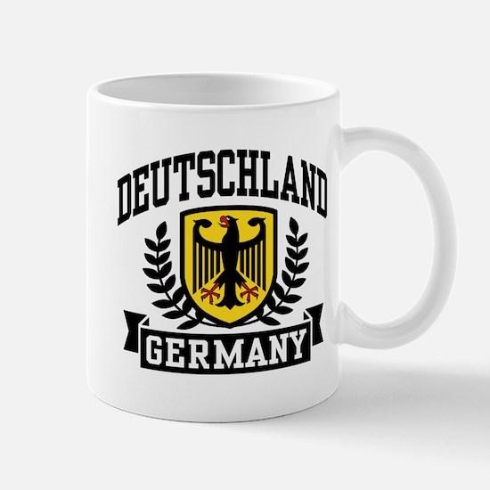 Deutschland Mug Mugs