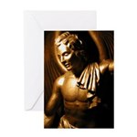 2-Raphael-the-ArchAngel Greeting Cards