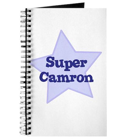 Super Camron Journal