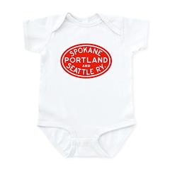 SP&S Infant Bodysuit