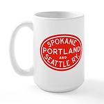 SP&S Large Mug