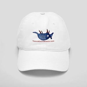 Texas Cockroach Armadillo Cap