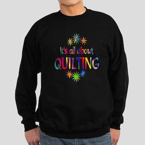 Quilting Sweatshirt (dark)