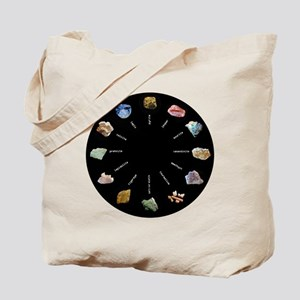 Rocks Around the Clock Tote Bag