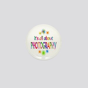 Photography Mini Button