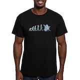 Drummer Fitted Dark T-Shirts