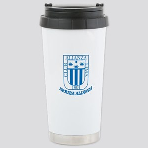 Alianza Lima Stainless Steel Travel Mug