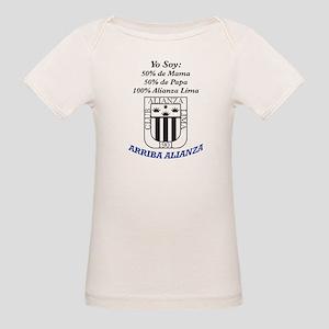 Alianza Lima Organic Baby T-Shirt