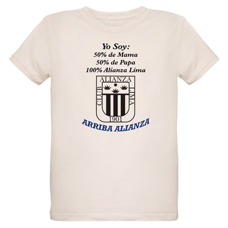 Alianza Lima Organic Kids T-Shirt
