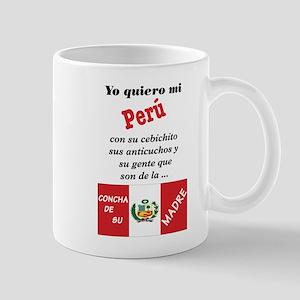 Peruchos Mug