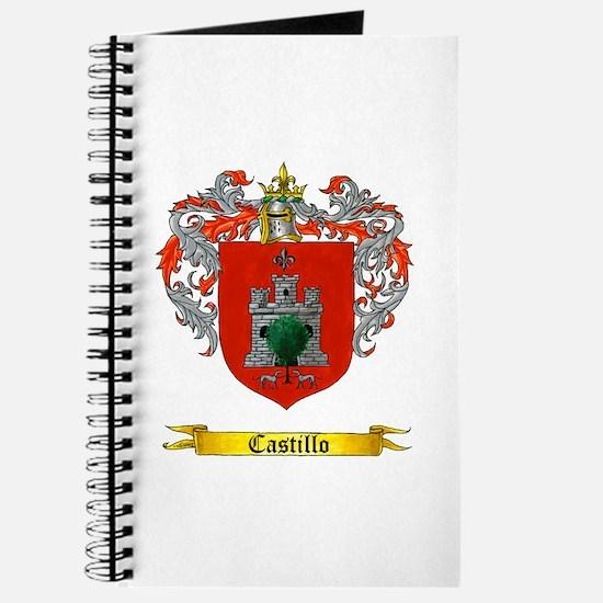 Castillo Family crest Journal