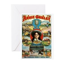 Annie Oakley - Greeting Cards (Pk of 10)