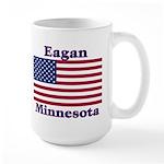 Eagan Flag Large Mug