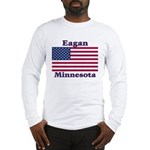Eagan Flag Long Sleeve T-Shirt
