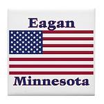 Eagan Flag Tile Coaster