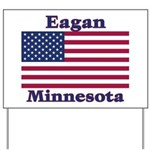 Eagan Flag Yard Sign