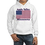 Apple Valley Flag Hooded Sweatshirt