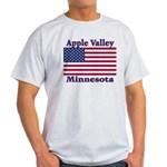 Apple Valley Flag Light T-Shirt