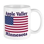 Apple Valley Flag Mug