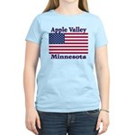Apple Valley Flag Women's Light T-Shirt