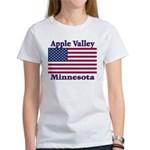 Apple Valley Flag Women's T-Shirt
