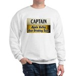 Apple Valley Beer Drinking Team Sweatshirt