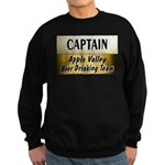 Apple Valley Beer Drinking Team Sweatshirt (dark)
