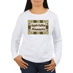 Apple Valley Loon Women's Long Sleeve T-Shirt