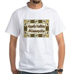Apple Valley Loon White T-Shirt