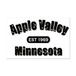 Apple Valley Established 1969 Mini Poster Print