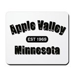 Apple Valley Established 1969 Mousepad