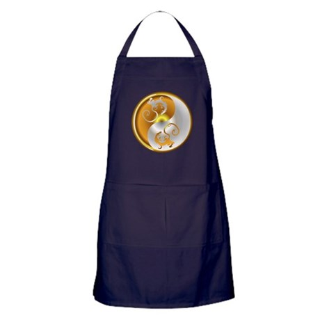 Zen Dragons Apron (dark)