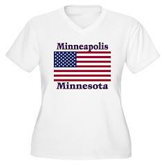 Minneapolis Flag T-Shirt