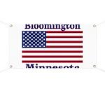 Bloomington Flag Banner