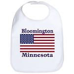 Bloomington Flag Bib