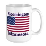 Bloomington Flag Large Mug