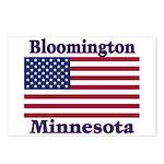 Bloomington Flag Postcards (Package of 8)