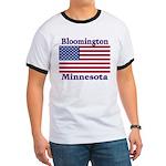 Bloomington Flag Ringer T