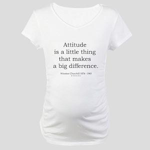 Winston Churchill 1 Maternity T-Shirt