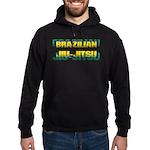 Brazilian Jiu Jitsu Hoodie (dark)