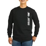 Jiu Jitsu Long Sleeve Dark T-Shirt