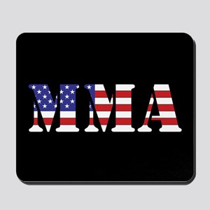 USA MMA Mousepad