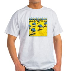 Olive Trees - Cyprus Light T-Shirt