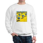 Olive Trees - Cyprus Sweatshirt