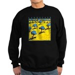 Olive Trees - Cyprus Sweatshirt (dark)