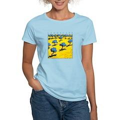 Olive Trees - Cyprus Women's Light T-Shirt