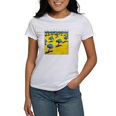 Olive Trees - Cyprus Women's T-Shirt