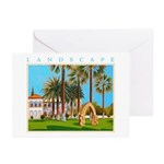 The Shakespeare - Cyprus Greeting Cards (Pk of 20)
