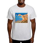 Aphrodite's Rocks - Cyprus Light T-Shirt
