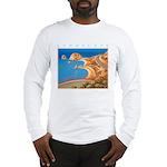 Aphrodite's Rocks - Cyprus Long Sleeve T-Shirt